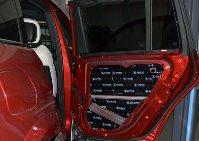 Evotec Damping door Evotec 2.0 car mercedes gls